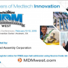 Automated to attend MD&M West Conference Next Week