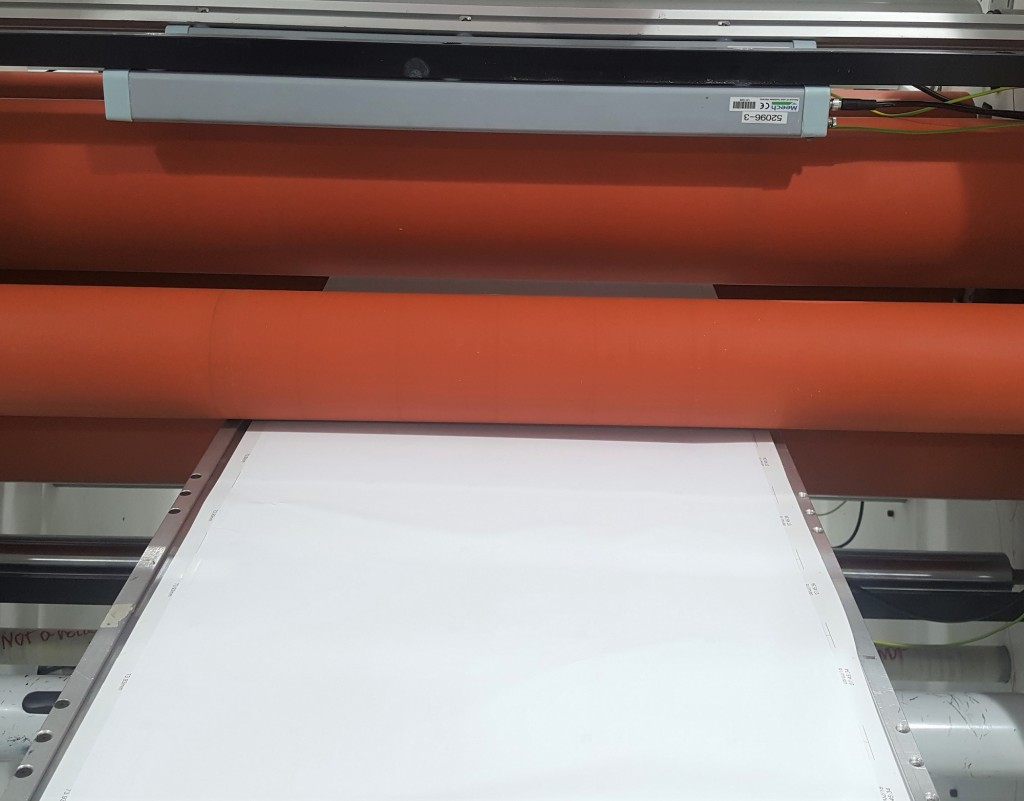 Flexible Heater Lamination