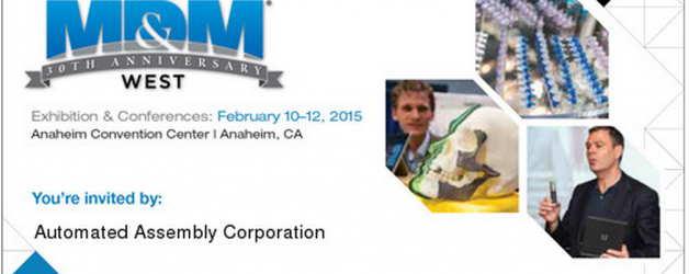 MD&M West 2019  February 5-7